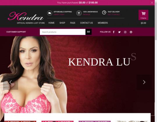 Kendralust.com discount
