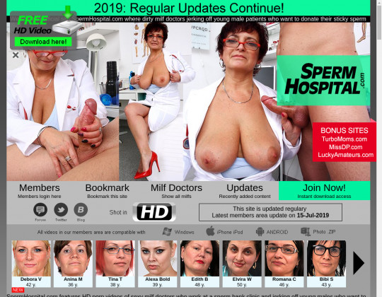 Sperm hospital, spermhospital.com