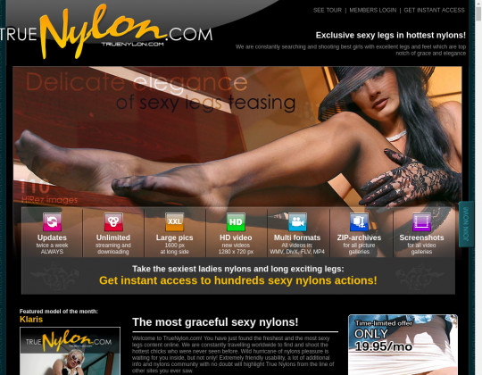 Get Truenylon.com cheap access