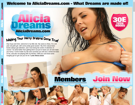 Discounted price to Alicia dreams