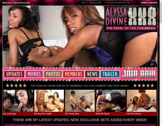 Alyssadivinexxx.com cheap porn