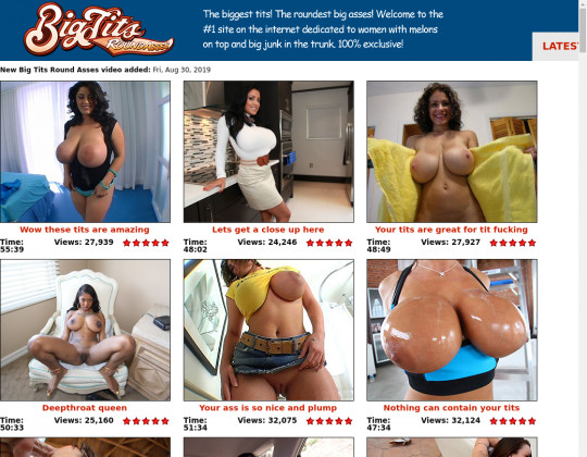 Discounted price to Big tits round asses