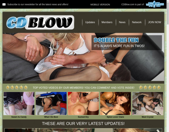 Cd blow, cdblow.com