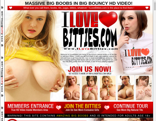 I love bitties, ilovebitties.com