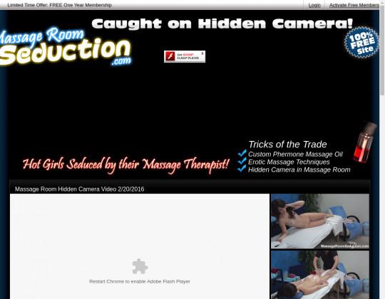 Massage room seduction, massageroomseduction.com