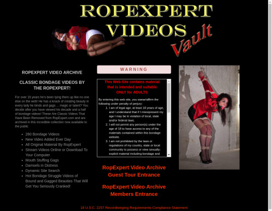Ropexpertvideos.com free discount