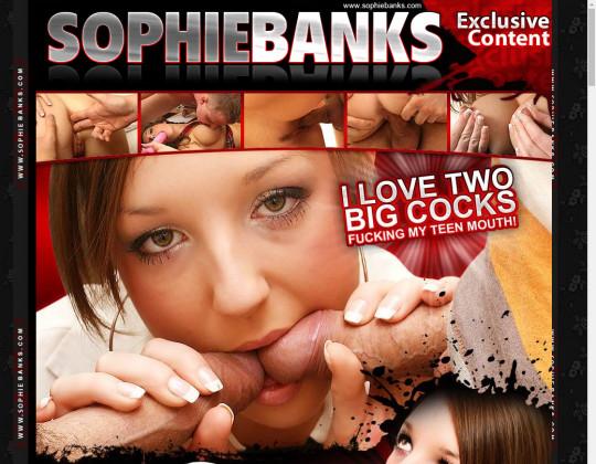 Sophie banks, sophiebanks.com