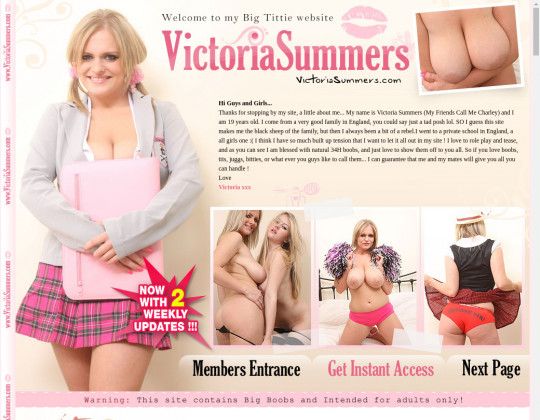 Time limited Victoriasummers.com free discount