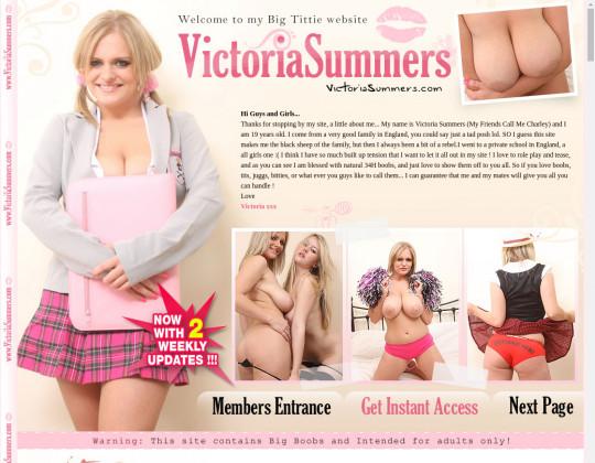 Victoria summers, victoriasummers.com