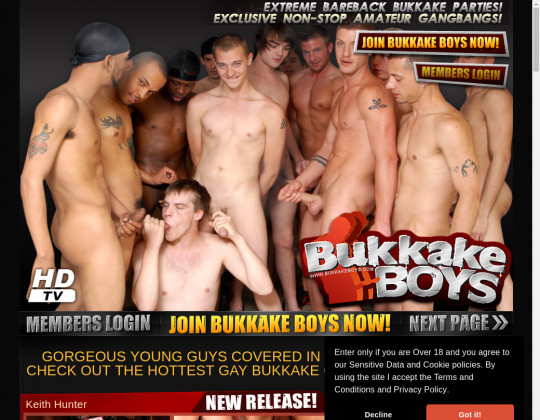 Redeem Bukkakeboys.com cheap access