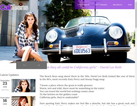 Caliteens.com free discount