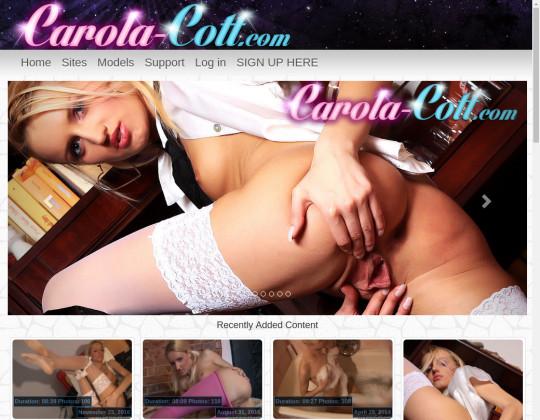 Dropped price Carola cott