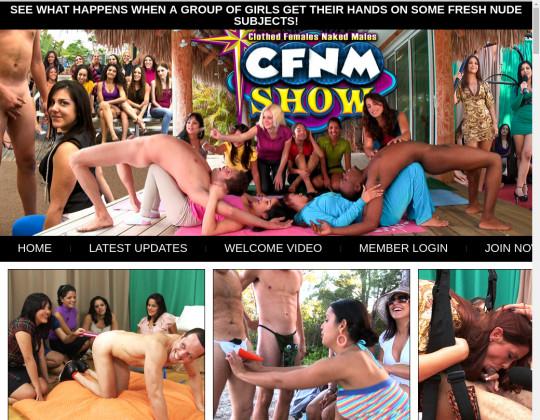Cfnm show, cfnmshow.com