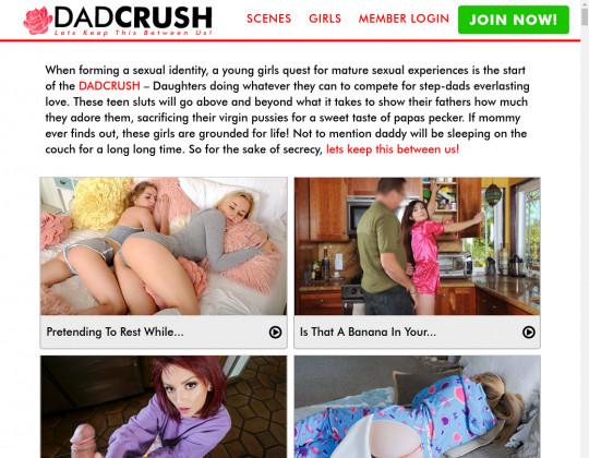 Dad crush, dadcrush.com