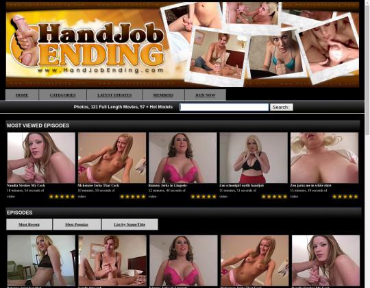 Free Handjobending.com cheap porn