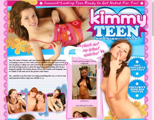 Kimmy teen, kimmyteen.com