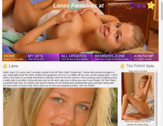 Lanasfantasies.com cheap access