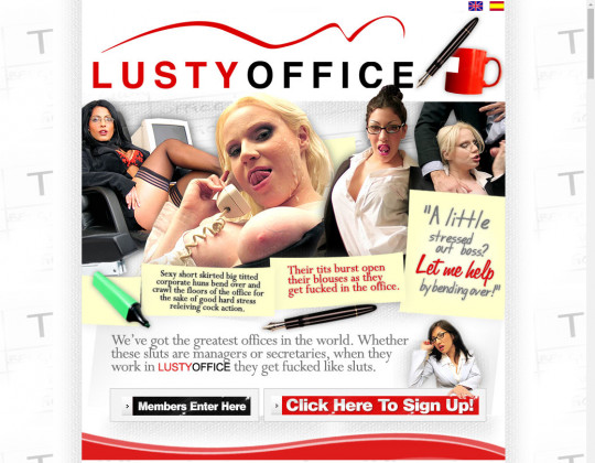 Discount Lusty office