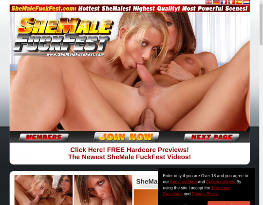 Shemalefuckfest.com free discount