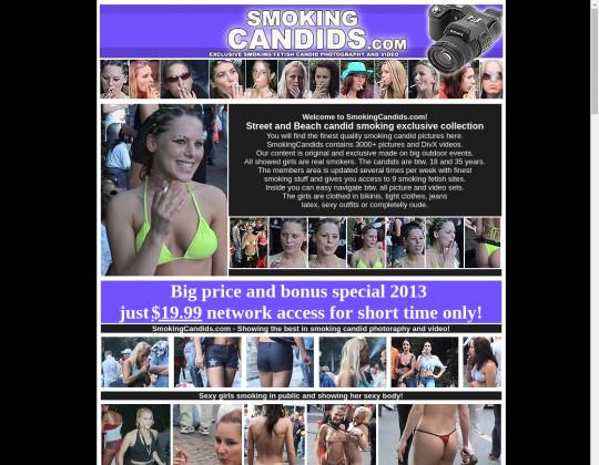 Smoking candids, smokingcandids.com