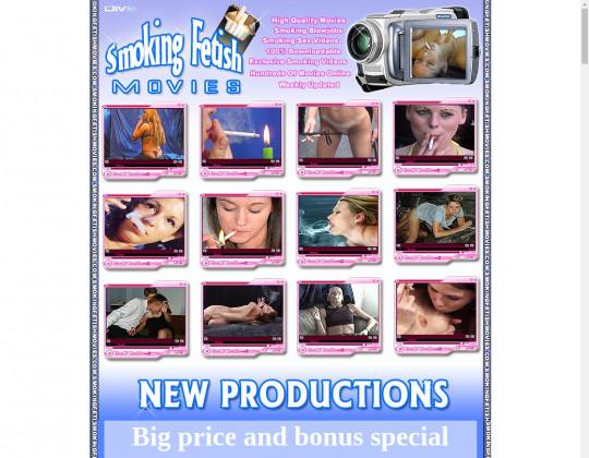 Smoking fetish movies, smokingfetishmovies.com