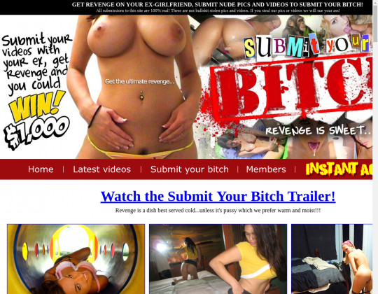 Submit your bitch, submityourbitch.com