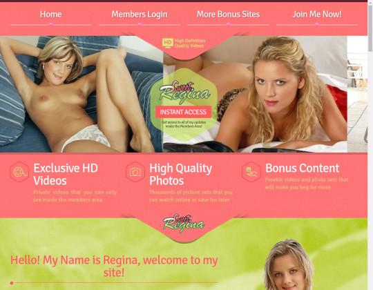 Redeem Sweet-regina.com discounted price