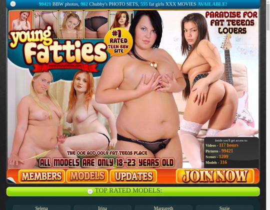Young fatties, youngfatties.com