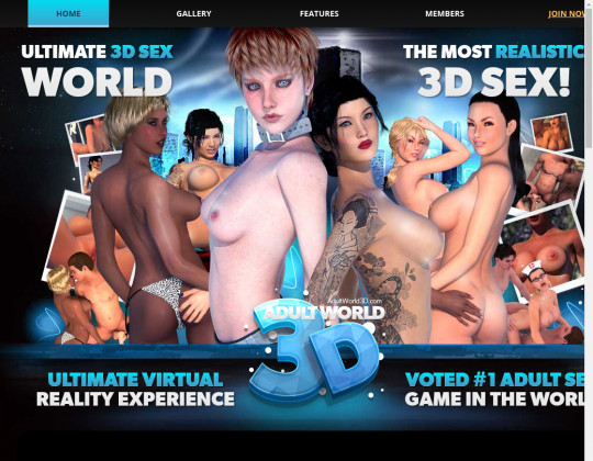 Adult world 3d, adultworld3d.com