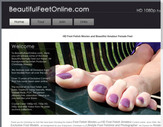Cheap Beautiful feet online
