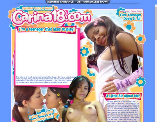 Carina 18, carina18.com