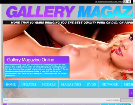 Gallerymagazine.com cheap porn