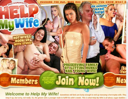 Help my wife, helpmywife.com
