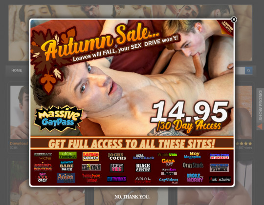 Discounted price to Latino cock stars