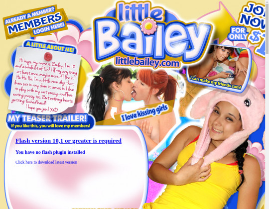 Little bailey, littlebailey.com