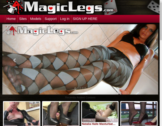 Free Magic-legs.com cheap porn