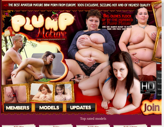Discount Plump mature