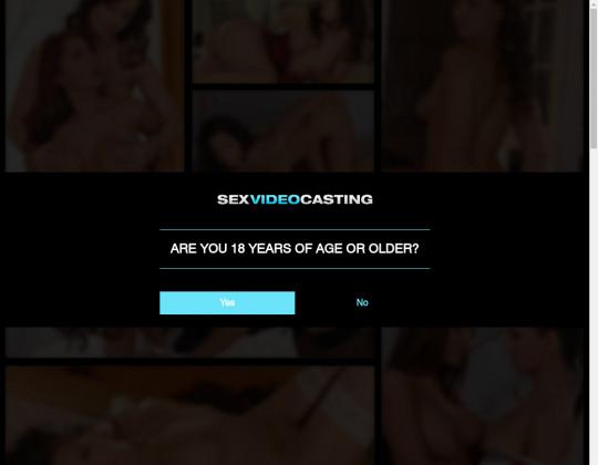 Sexvideocasting.com discount