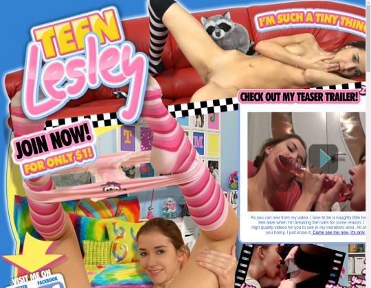 Teen lesley, teenlesley.com