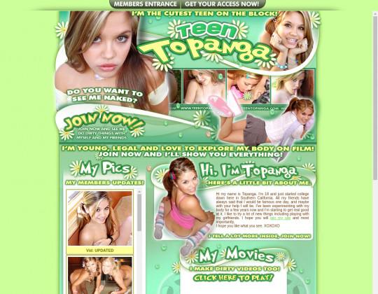 Discount Teen topanga