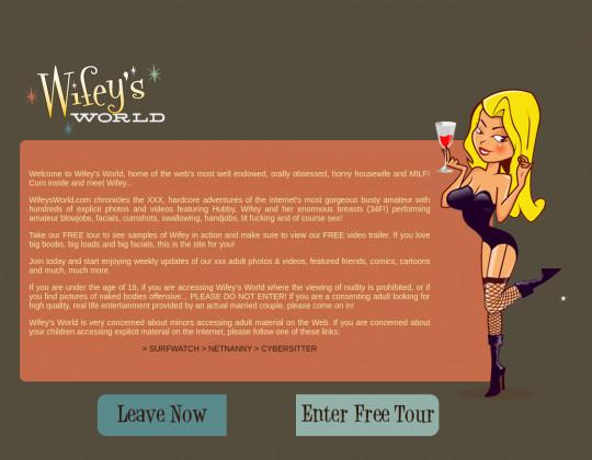 Wifey 's world, wifeysworld.com