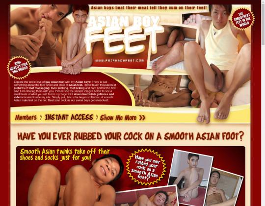Cheap Asianboyfeet