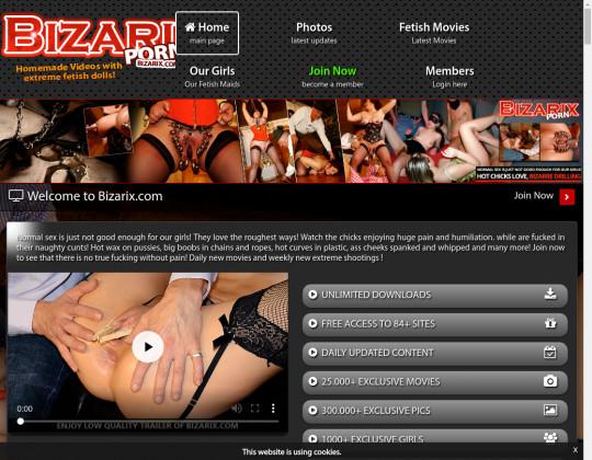 Bizarix, bizarix.com