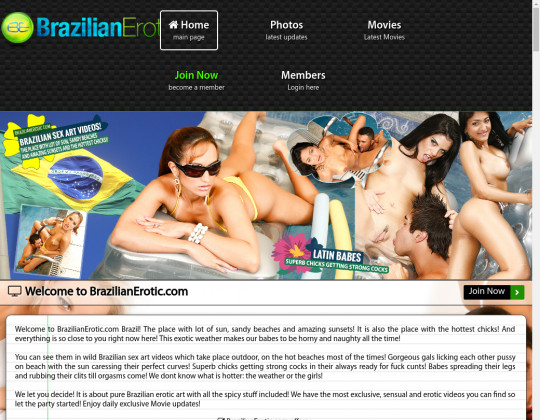 Discounted price to Brazilian erotic