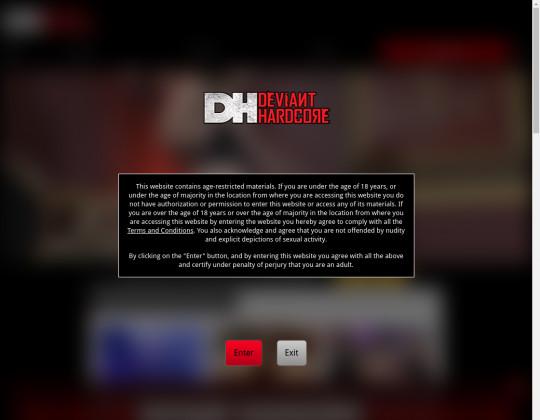 Deviant hardcore, devianthardcore.com