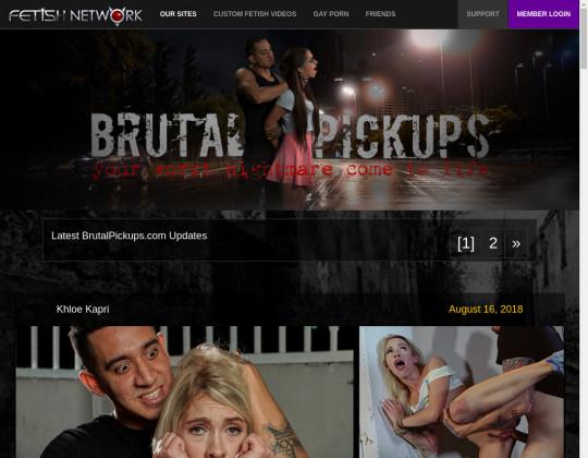 Brutal pickups, brutalpickups.com