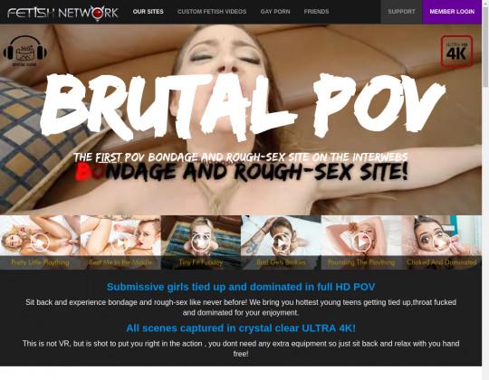 Brutal pov, brutalpov.com