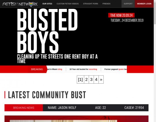 Get Bustedboys.com discounted price