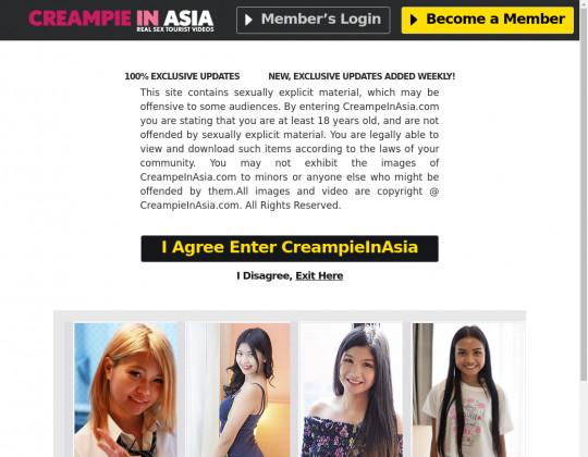 Creampie in asia, creampieinasia.com