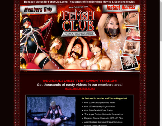 Get Fetishclub.com discount